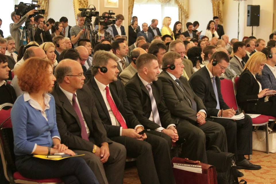 Chinese Commercial Association commenced its work in Ukraine