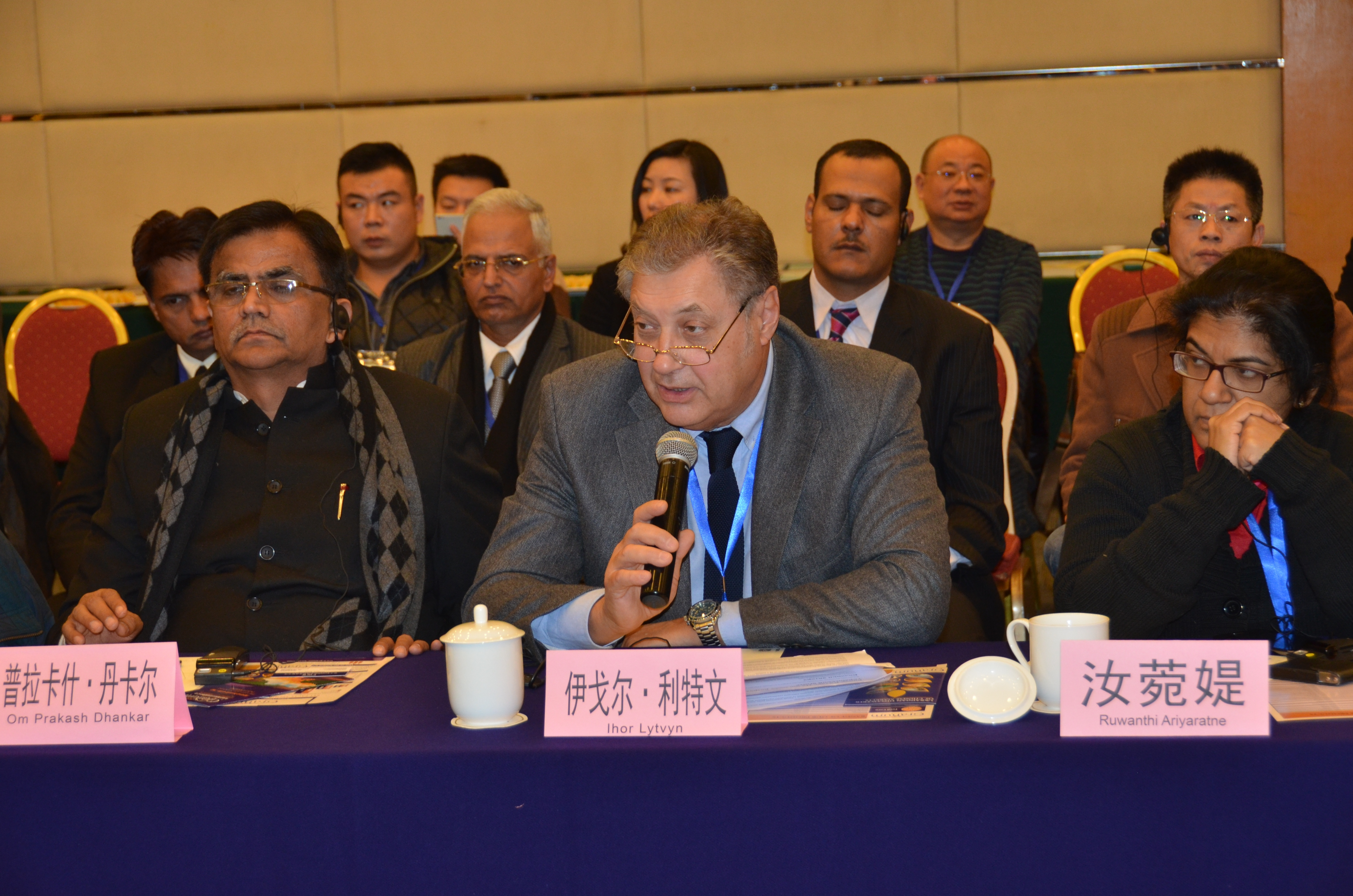 UCBC presented agro-export potential of Ukraine at the round – table meeting on international food trade in Zhengzhou (Henan Province, PRC)