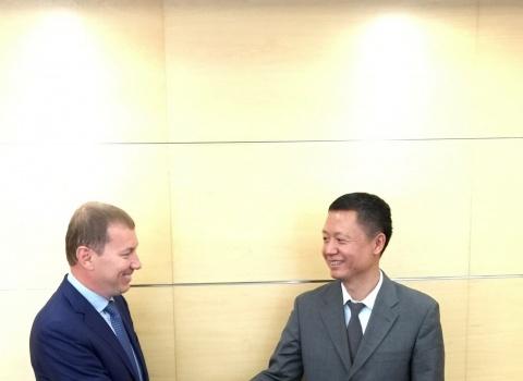Відбулася робоча поїздка української частини УКДР в Китай 4