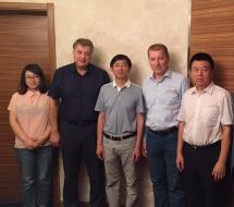 Відбулася робоча поїздка української частини УКДР в Китай 2