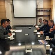 Відбулася робоча поїздка української частини УКДР в Китай