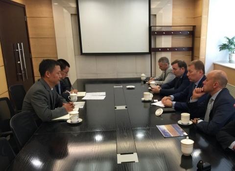 Відбулася робоча поїздка української частини УКДР в Китай 3