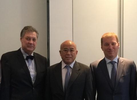 Діяльність Українсько-Китайської Ділової ради отримує належну дипломатичну та політичну підтримку в КНР 2