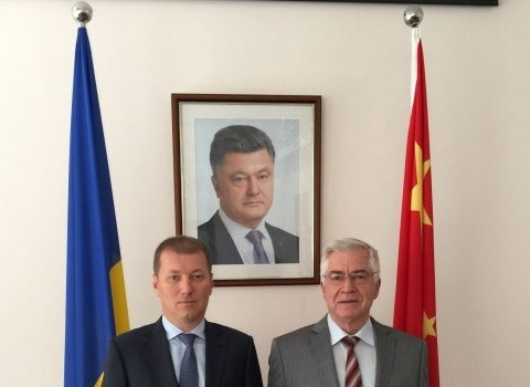 Діяльність Українсько-Китайської Ділової ради отримує належну дипломатичну та політичну підтримку в КНР 3