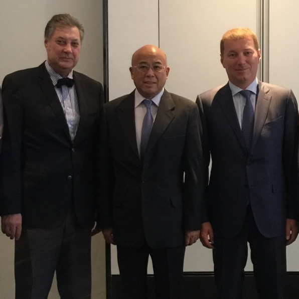 Діяльність Українсько-Китайської Ділової ради отримує належну дипломатичну та політичну підтримку в КНР