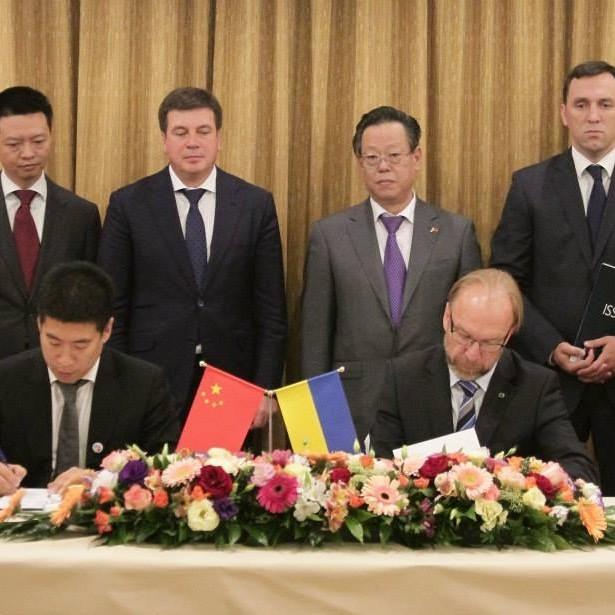 В Україні розпочала роботу Китайська торгова асоціація
