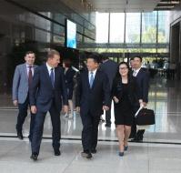 У Пекіні відбулася офіційна зустріч співголів Українсько-Китайської Ділової Ради 3