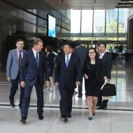 У Пекіні відбулася офіційна зустріч співголів Українсько-Китайської Ділової Ради